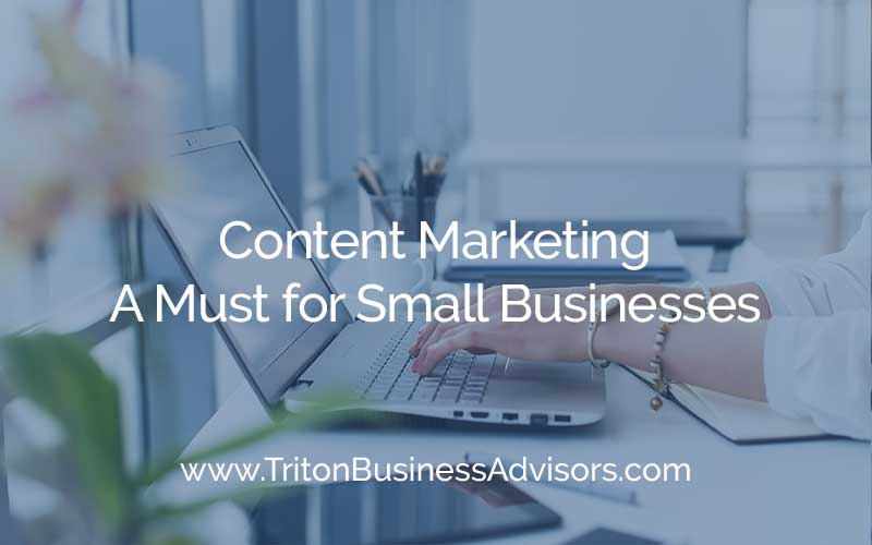 Content Marketing - A Must for Small Businesses