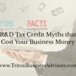 9 R&D Tax Credit Myths