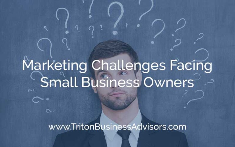 7 Small Business Marketing Challenges